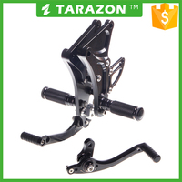 TARAZON Billet Aluminum Motorcycle Rear sets For BUELL XB9R 12R