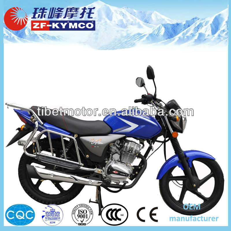 Chongqing motorcycle factory zf-kymco 125cc street motorcycle ZF150-10A(IV)