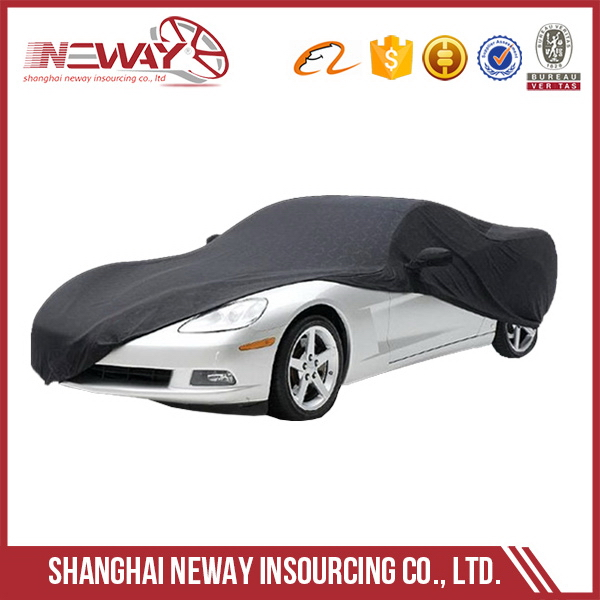 China good supplier useful cleaning padded car cover hail