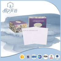 hot Selling for hospital exfoliating cotton pads