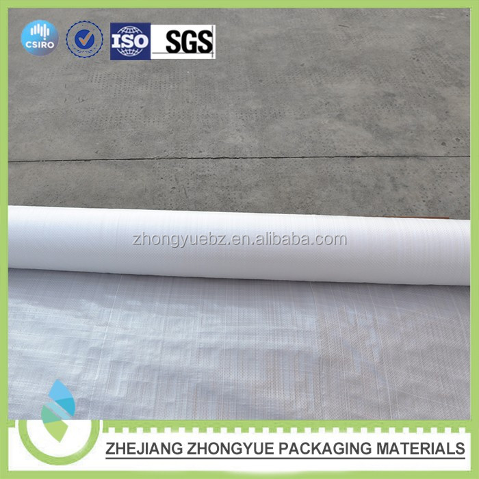 Easy to handle roof vapor barrier