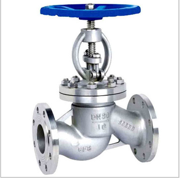 High Quality Flanged Stainless Steel Globe Valve