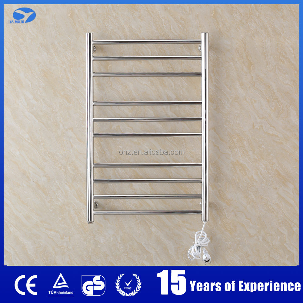 9005 hot sale stainless steel high end quality vertical towel ladder