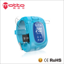 Fashion appearance design sleep monitor electronic fence kids smart gps watch