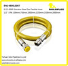 EN14800 Flexible Gas Hose with Wire Braiding and PE Cover