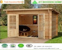 Wood Store Shed and Garden Storage House