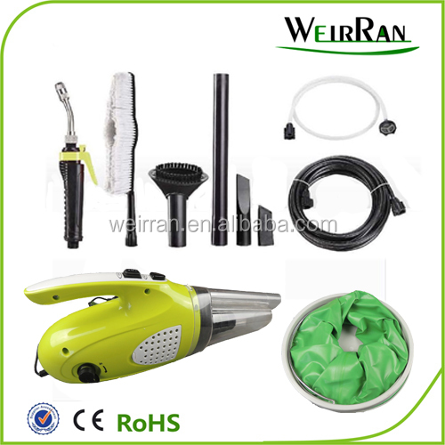 (94029) portable car washer battery operated vacuum cleaner for home and car