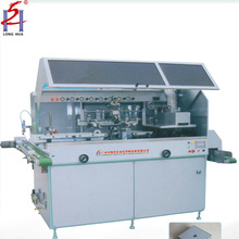 Multifunctional automatic textile gravure one color plastic bottle glass metal screen printing machines made in China