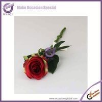 18448 red flower rose artificial rose flower giant