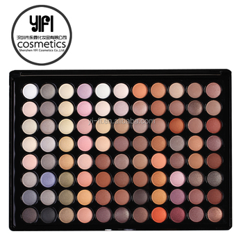 Matte 88 colors make your own private label eye shadow