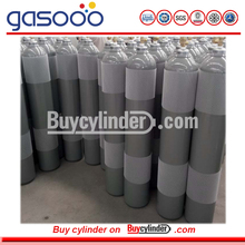 Medical 50L Oxygen Gas Cylinder Big Water Capacity Oxygen Gas Cylinder for Sale