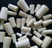 transparent silicone rubber stopper rubber hole plugs