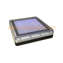 200mm High Brightness Plastic Outdoor LED Solar Brick Lights