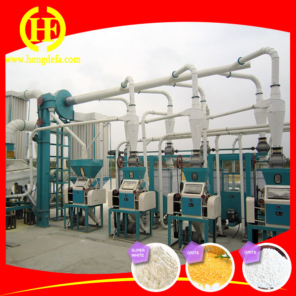 China roller mill maize milling mill machine