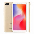 [HK Stock][EU Version]Xiaomi Redmi 6 with 5.45 Inch 4GB 64GB 12.0MP+5.0MP Dual Cameras 18:9 Screen AI Face Unclock Smartphone