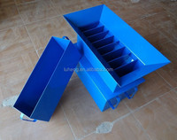 Steel Soil Riffle Sampler (sample dividers)