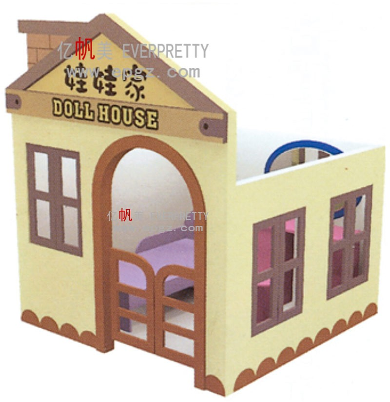 Wholesale Nursery School Wooden Doll House Furnitures Set View Wooden Doll House Furnitures Set
