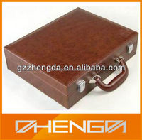 High quality customized made-in-china Customized Leather Tool Box(ZDS13-171)