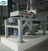 Modern fine grinding mill machine for corn potato and bean starch