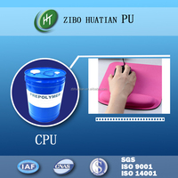 pu resin casting polyurethane prepolymer for mouse pad