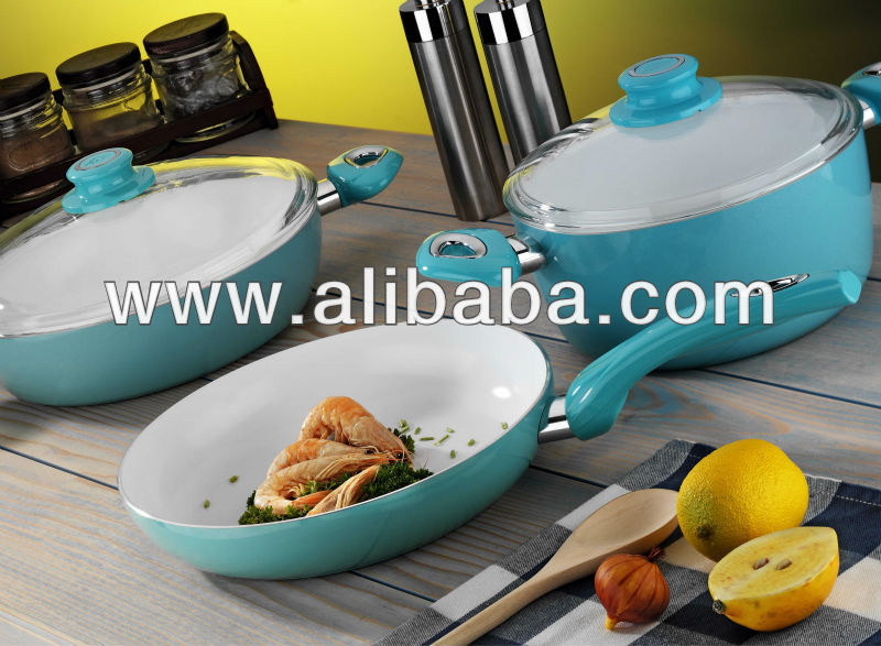 Ardic - Ceramic Cookware Set