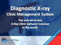 Diagnostic X-ray Clinic Management System