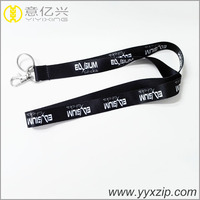Fast Delivery Simple Badge Holder Lanyard