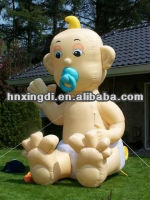 commercial inflatable model inflatable cartoon toy for kids