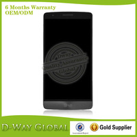 "factory wholesale for lg g3 mini quad core 4.5"" lcd, for lg optimus gk f220 lcd touch screen"