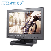 Pro video monitor 12.1 inch 1280*800 HD SDI broadcast monitor for post production