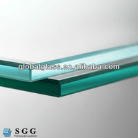 Clear toughened glass rates
