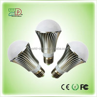 guangzhou led light bulb high power 6W E27 base