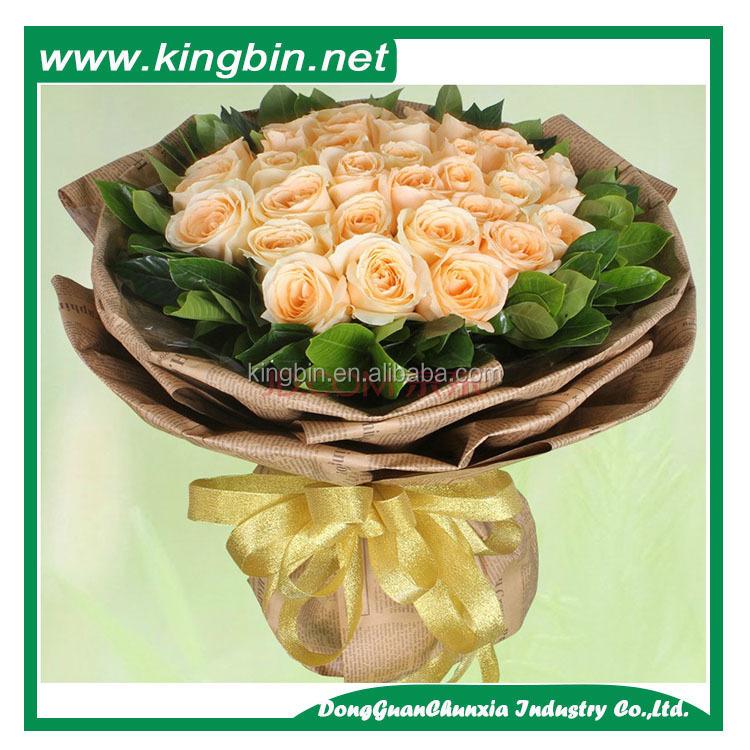 Brown côtelé kraft papier 40gsm MG 700 x 1000 mm pour fleur Fabrication Les fabricants, fournisseurs, exportateurs, grossistes