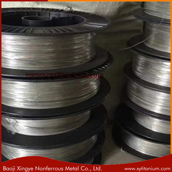 Nickel Titanium Shape Memory Alloy Nitinol Wires price