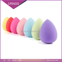 Wholesale Teardrop Shape Latex Free Make Up Sponge Sponge Blender Free Latex Beauty Applicators Latex Free Make Up Sponge