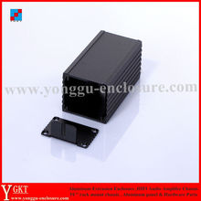 46.2*29.6*90 mm Aluminum electronic junction enclosures cabinets