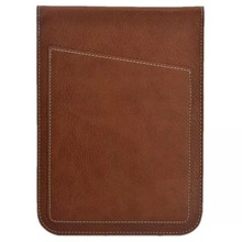 Universal PU leather bag for iPad free pattern leather tablet PC 16*22cm for samsung tablet