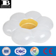 heavy duty thick PVC giant inflatable daisy pool float durable vinyl blow up blooming round daisy water lounge raft toys