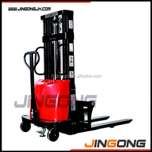 24V 2000kg Semi Electric Pallet Trucks Forklift with high quality and competitive price