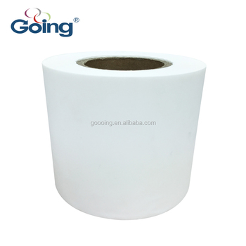 CPP Film with one side silicone-coated, Raw Materials for PP Side Tape