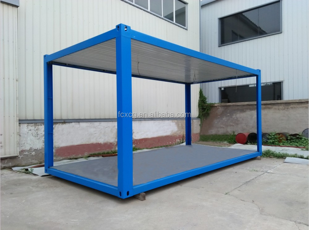 Prefab Steel Structure Modular Building Office Container Houses
