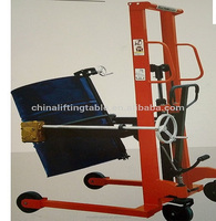 Hand Hydraulic Stacker,Manual Forklift Stacker,oil drum lifter