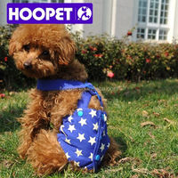 Flexible pet sanitary clothing clothe for dog