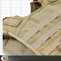 Tactical flak Vest with MOLLE system