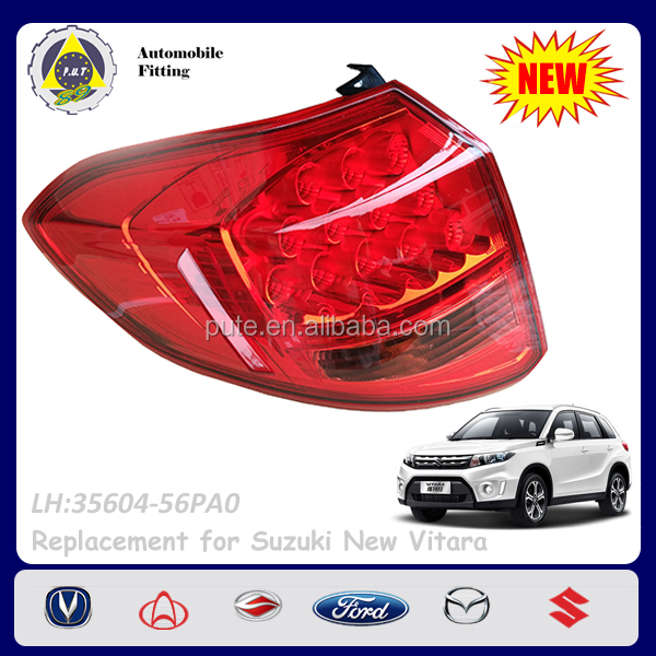 New Auto Parts 35604-56PA0 Left Rear Lamp for Suzuki New Vitara 2015-2016