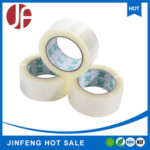 High quality durable using various super clear bopp adhesive packing tape