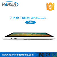 7inch android mid tablet pc price china 3g android 2.2 os a8 kernel tablet pc