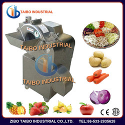 2015 hot sale vegetable and fruit cube cutting machine,fruit/apple/potato/onion dicing machinedicing machine