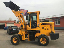 2 ton zl20 articulated payloader avant mini wheel loader for sale