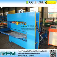 Good quality 3 rolls small sheet roller bending machine